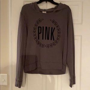 Pink ladies hoodie sz L